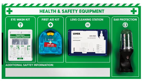 Heath & Safety Welfare Station