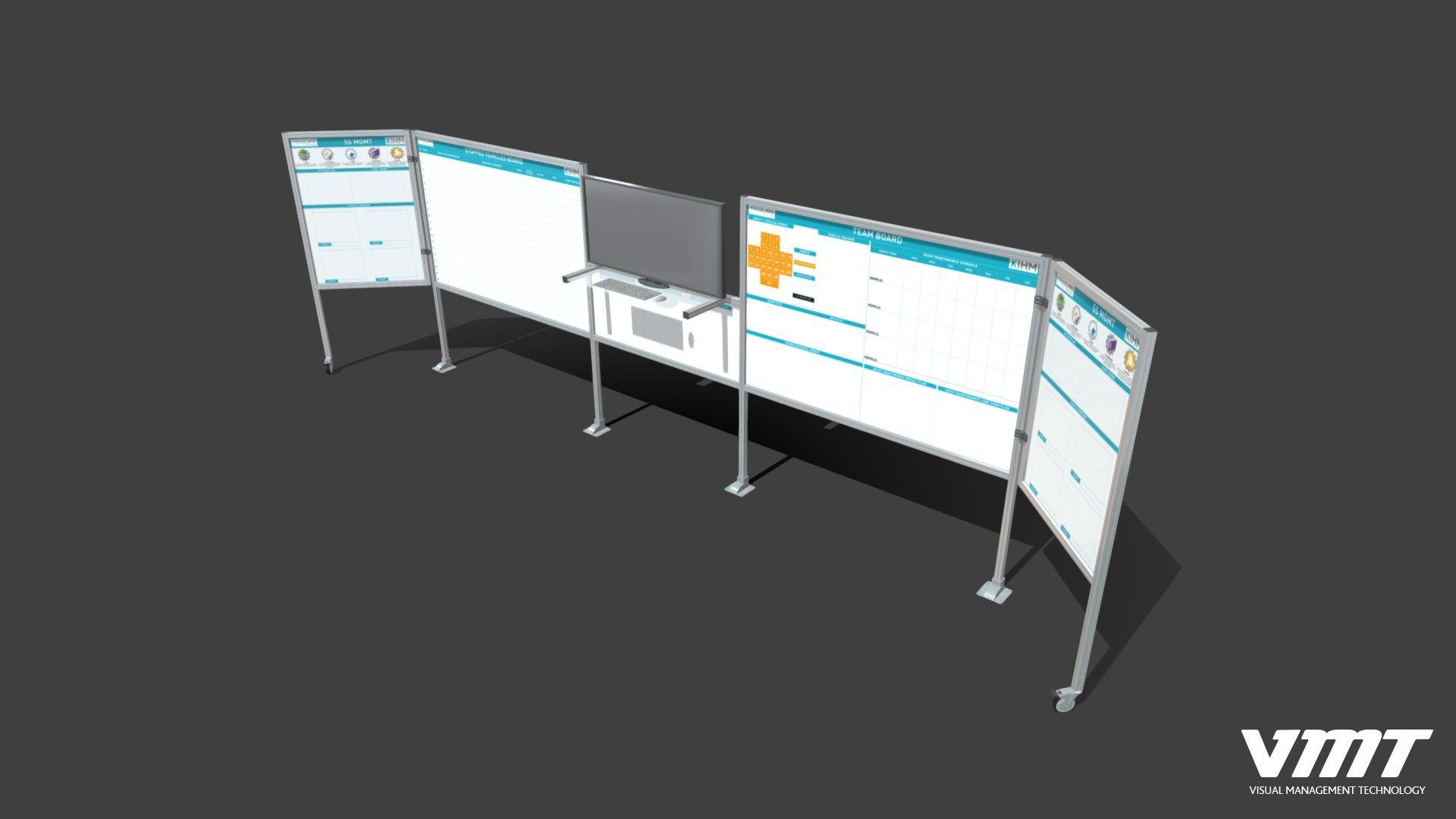 Management Centre Concept